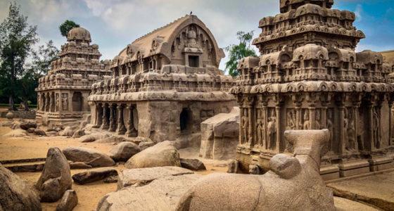 TheeBeautiesTrip Mahabalipuram - Panch Rathna